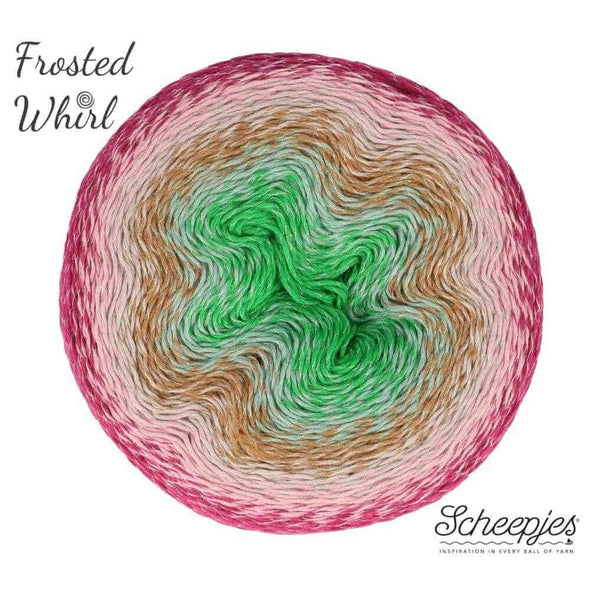 Scheepjes Forsted Whirl Skinny Scream