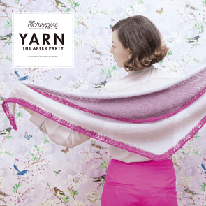 Scheejpes Rhythm Layered Shawl Knitting Pattern