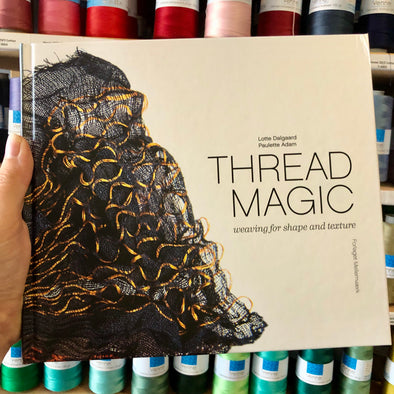 Thread Magic weaving for shape and texture