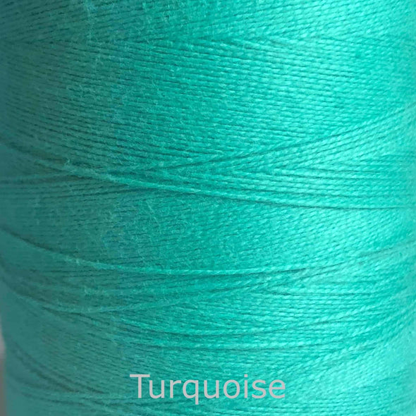 16/2 cotton weaving yarn Turquoise