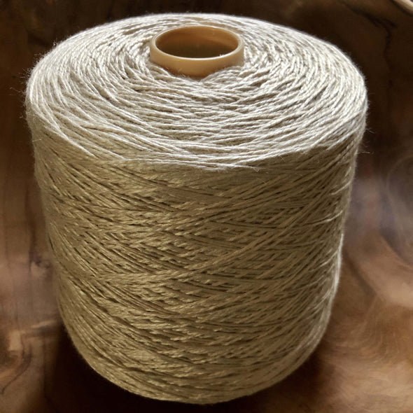 Tussah-Silk-Nm-4_2-knitting-yarn-1kgcone-Swiss-mountain-silk-Thread-Collective-Australia