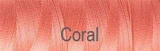 Venne Mercerised Cotton Ne 20/2 Coral 7-2004