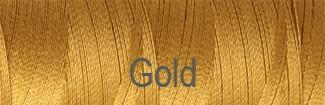 Venne Mercerised Cotton Ne 20/2 Gold 7-1019