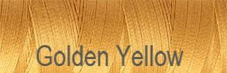 Venne Mercerised Cotton Ne 20/2 Golden Yellow 7-1013