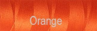 Venne Mercerised Cotton Ne 20/2 orange 2009