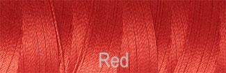 Venne Mercerised Cotton Ne 20/2 Red 3001