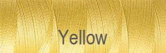 Venne Mercerised Cotton Ne 20/2 Yellow 7-1006