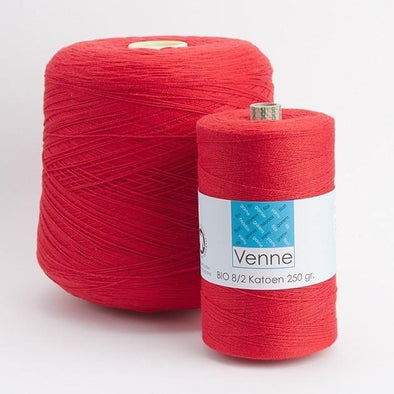 Ne 8/2 Venne organic cotton weaving yarn