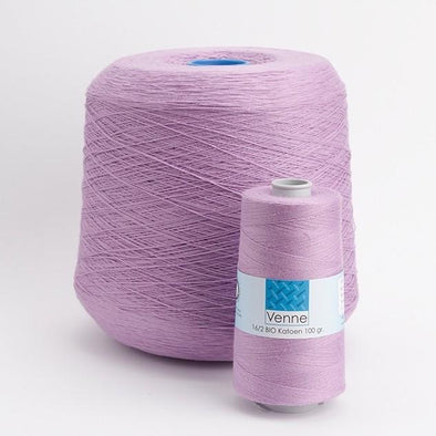 Organic Egyptian Cotton Yarn - Ne 16/2 (Nm 28/2)