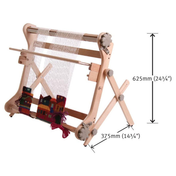 Rigid Heddle Loom Table Stand Dimensions