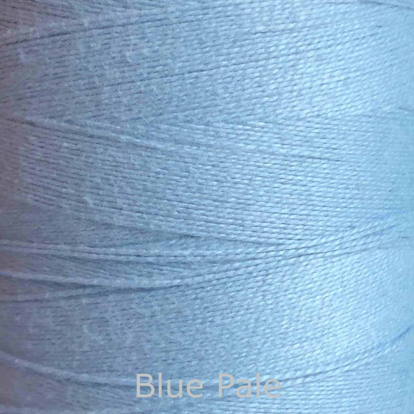16/2 cotton weaving yarn blue pale