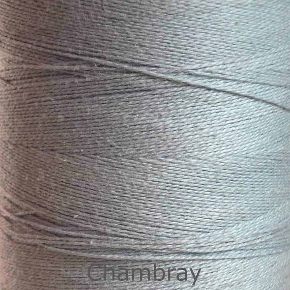 16/2 cotton weaving yarn chambray