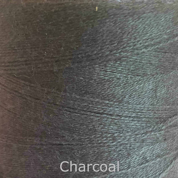 16/2 cotton weaving yarn charcoal