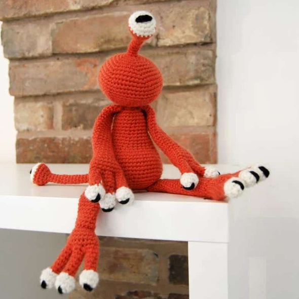 Edward's Crochet Imaginarium Monsters
