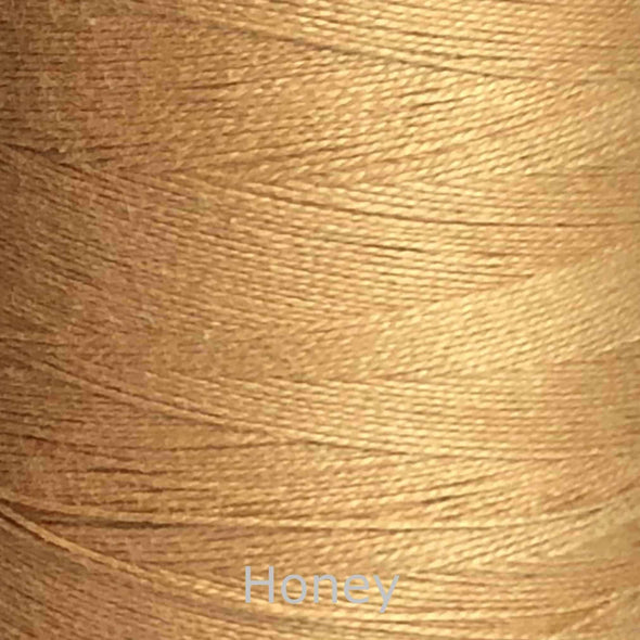 16/2 cotton weaving yarn honey