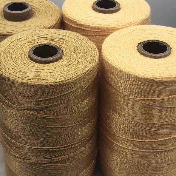 Maurice-Brassard-Bamboo-Weaving-Yarn-Golds
