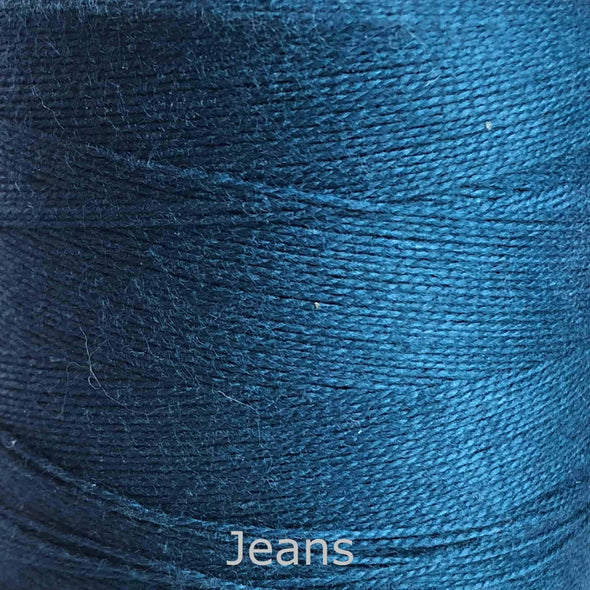 16/2 cotton weaving yarn jeans