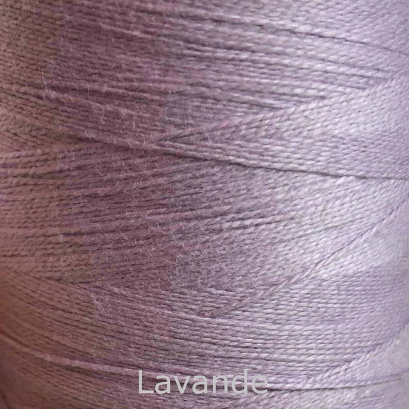 16/2 cotton weaving yarn lavander
