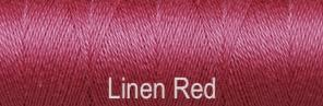 Venne Mercerised Cotton Ne 20/2 Linen Red 3032