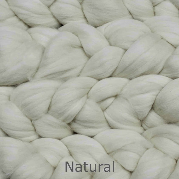 Malabrigo-Nube-Merino-Wool-Roving-Natural