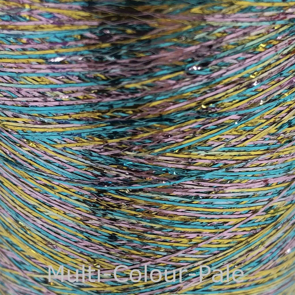 Metallic-Yarn-Multi-Coloured-Maurice-Brassard