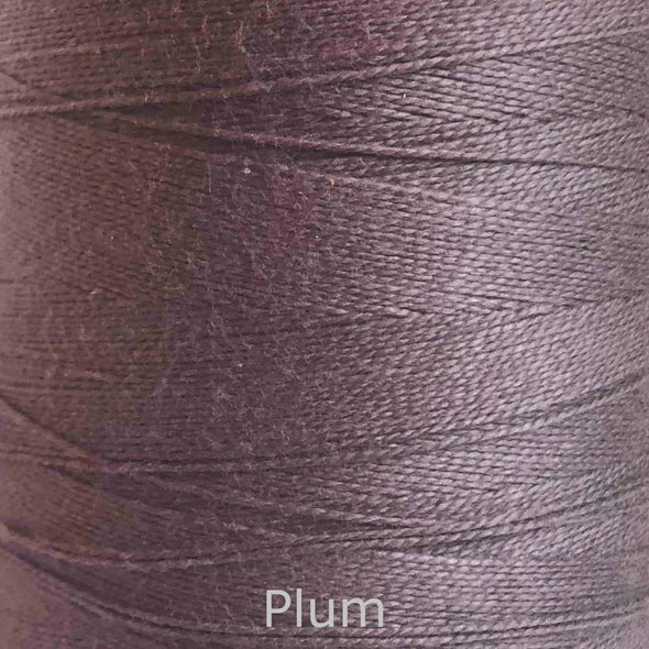 16/2 cotton weaving yarn plum