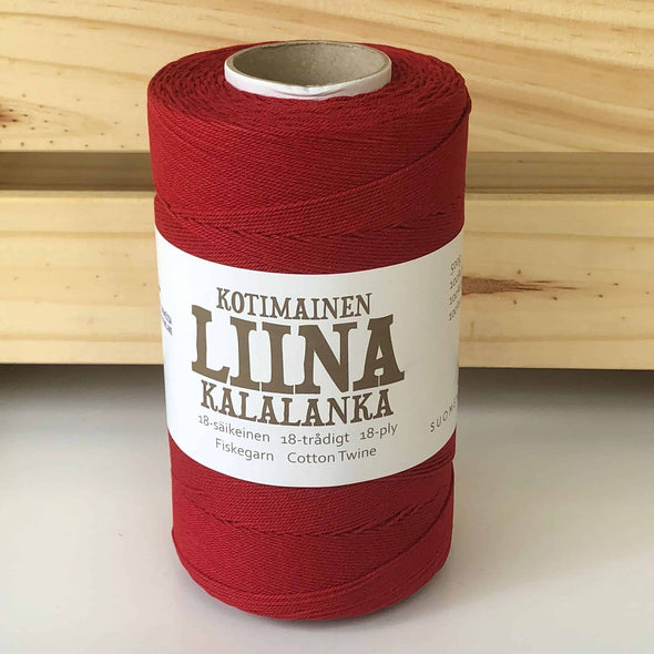 Cotton Warp Thread - Twine by Liina | 18Ply