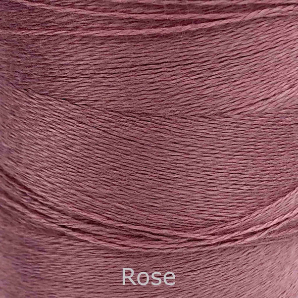 Maurice-Brassard-Bamboo-8/2-Weaving-yarn-rose