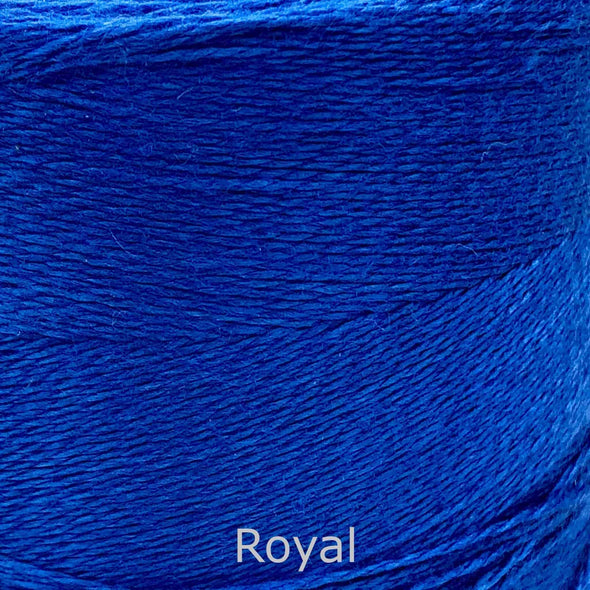 Maurice-Brassard-Bamboo-8/2-Weaving-yarn-royal