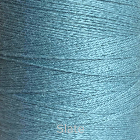 16/2 cotton weaving yarn slate