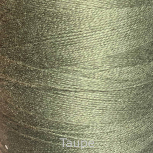 16/2 cotton weaving yarn taupe