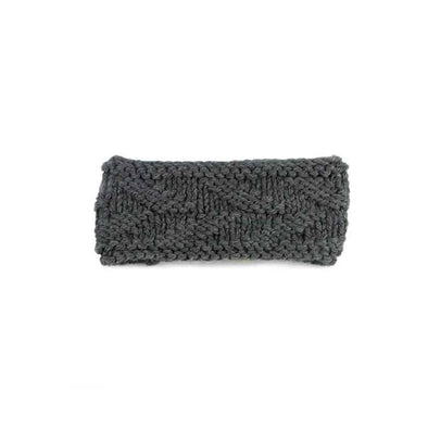 Learn to knit a headband