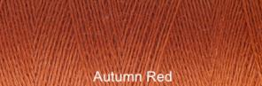 Venne organic merino wool nm 28/2 - autumn red 2003