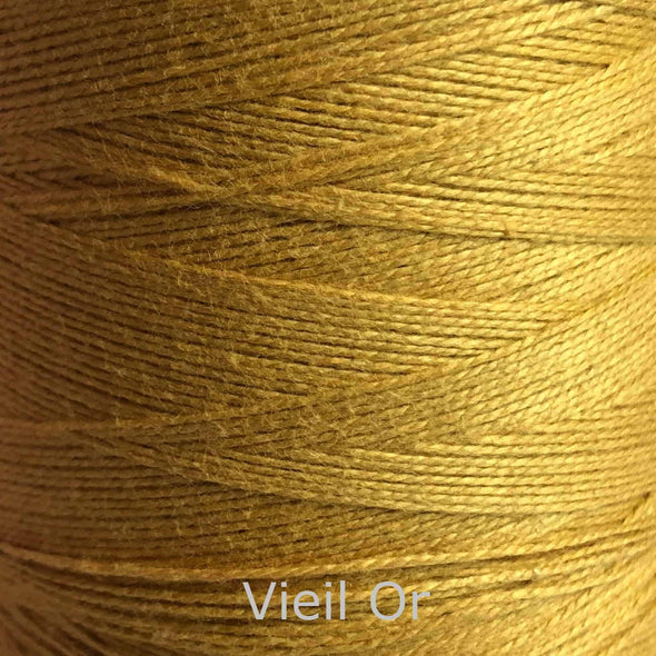 16/2 cotton weaving yarn vieil or