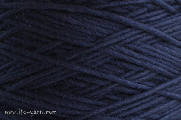 ITO-Yomo-Navy-Wool-Roving-Yarn