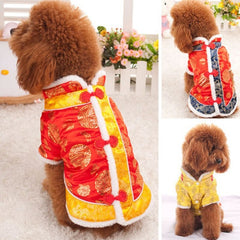 Chinese New Year Dog Suit