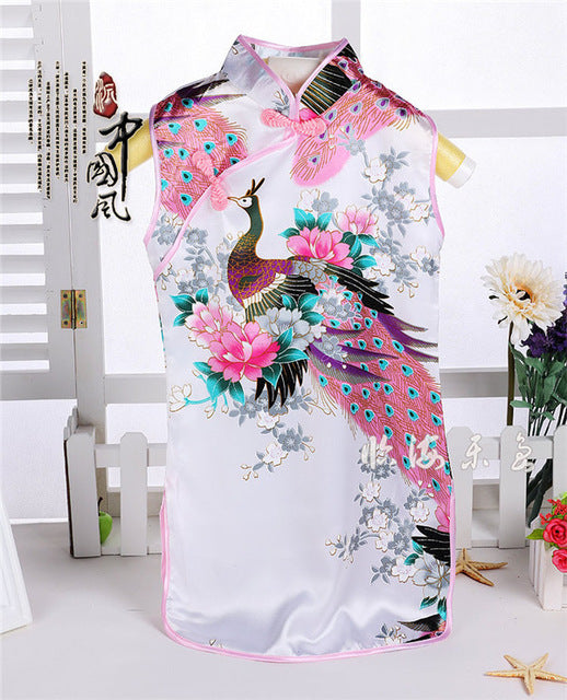 Chinese New Year Qipao Cheongsam