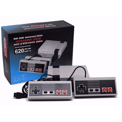 Classic Console with 500 Built-In Games