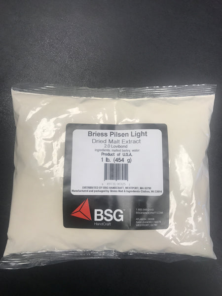 Briess DME Pilsen Light 1 lb Bag