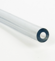 "3/8"" I.D. Clear Vinyl Beer Keg Tube Line"