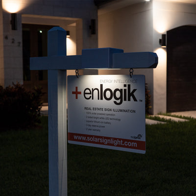 Real Estate Sign Light-PLUS