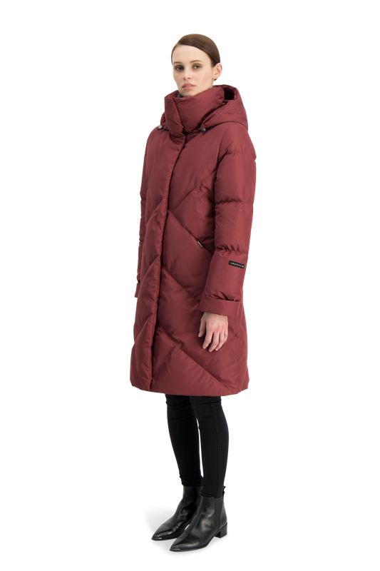 LAULU DOWN COAT - Joutsen -