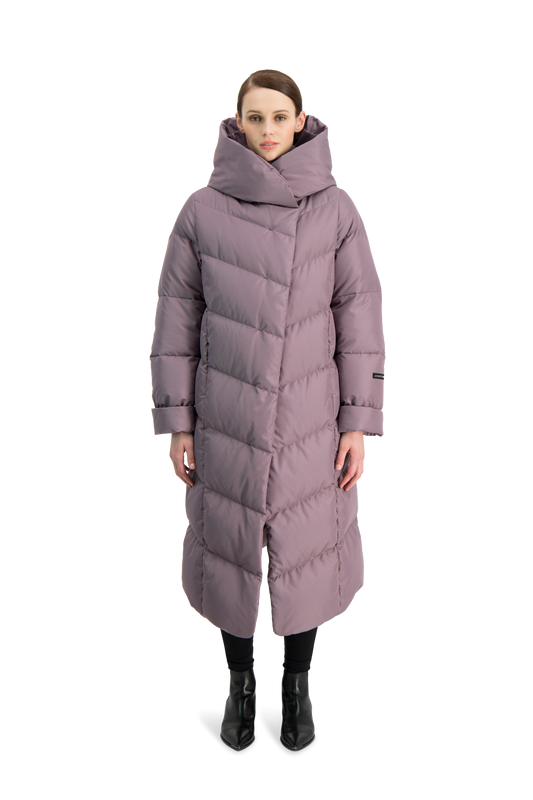 AINI DOWN COAT - Joutsen - moonscape