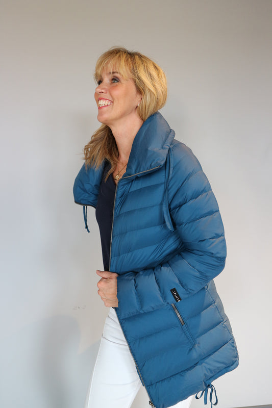 MINEA LIGHT DOWN COAT - Joutsen -