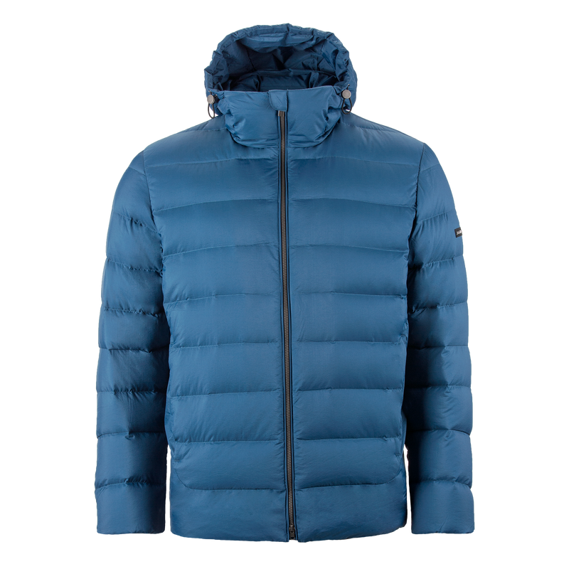 AATOS LIGHT DOWN COAT - Joutsen - blue ashes