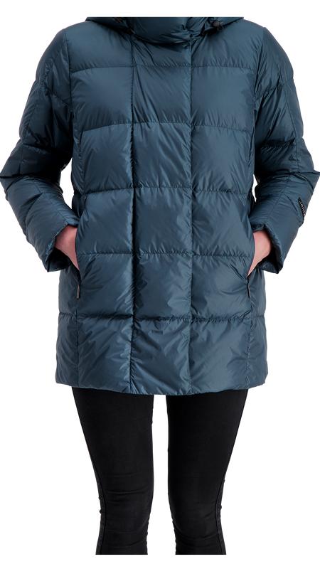 ALMA LIGHT DOWN COAT - Joutsen -