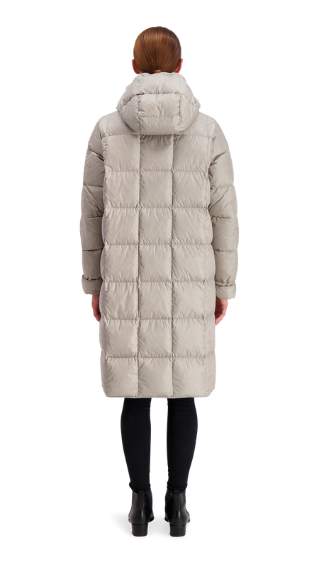 ESSI LIGHT DOWN COAT - Joutsen -