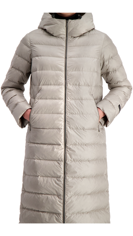 HANNE LIGHT DOWN COAT - Joutsen -
