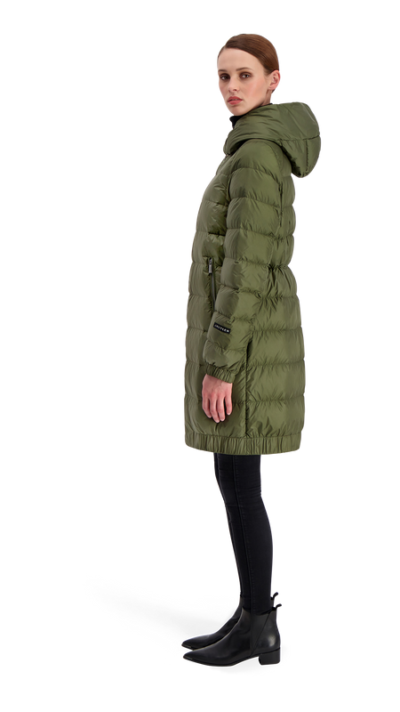 HELY LIGHT DOWN COAT - Joutsen -