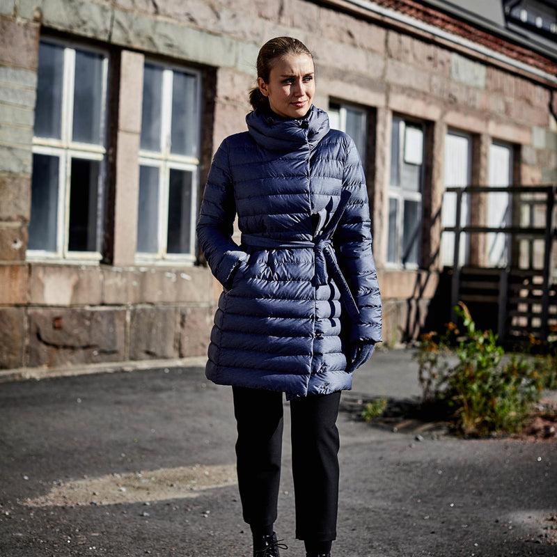 ILMATAR LIGHT DOWN COAT - Joutsen -